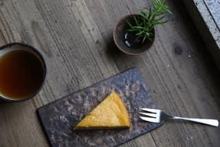 燻製チーズケーキ